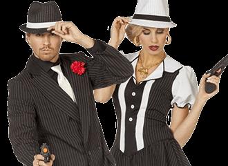 Al Capone Kleding
