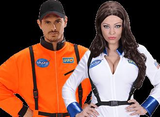 Astronaut Kostuums