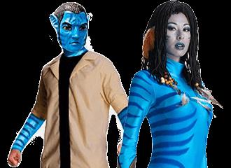 Avatar Kostuums