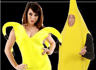Banaan Kostuum