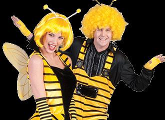 Bijenpakken