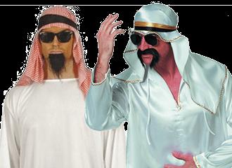 Bin Laden Outfit