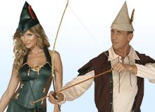 Boogschutter Kostuums