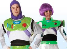 Buzz Lightyear Pakken