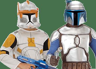 Clone Trooper Kostuums