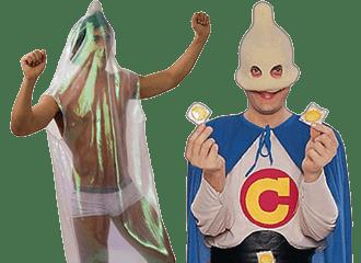 Condoom Pakken