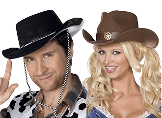 Cowboy Hoeden