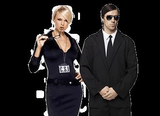 CSI Kostuums