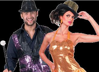 Dansers & Danseressen Kleding