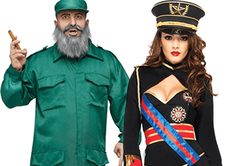 Dictator Kostuums