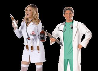 Dokter Kostuum