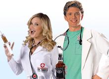 Dokter Kostuums