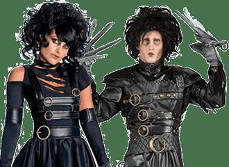 Edward Scissorhands Kostuums