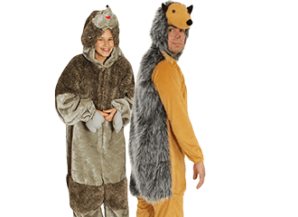 Egel Kostuums