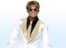 Elton John Outfits