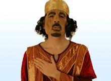 Gaddafi Outfit