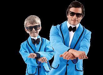 Gangnam Style Kostuums