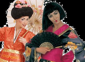 Geisha Kleding