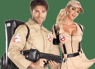 Ghostbusters Kostuums