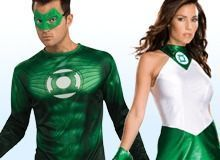Green Lantern Kostuum