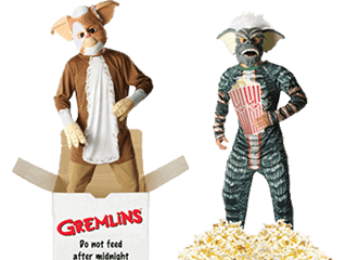 Gremlins Outfits