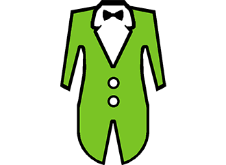 Groene Slipjassen