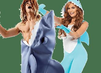 Haaienpakken