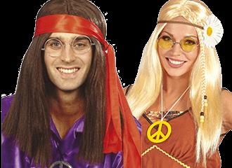 Hippie Pruiken