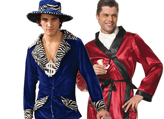 Hugh Hefner Kostuum