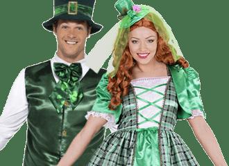Ierland Kostuums