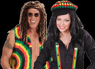 Jamaica Kostuums