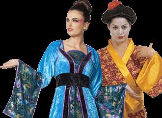 Japanse Kimono's
