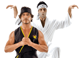 Karate Kid Outfits