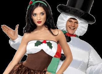 Kerst Eskimo & Zuidpool