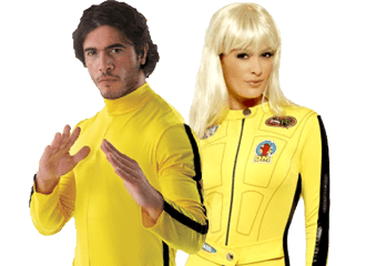 Kill Bill Kostuums