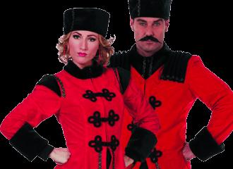 Kozakken Kostuums