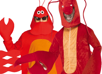 Kreeft Kostuum