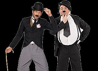 Laurel & Hardy Kleding