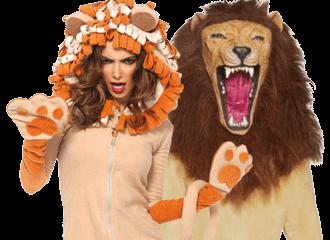 Leeuwenpakken