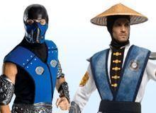 Mortal Kombat Kostuum