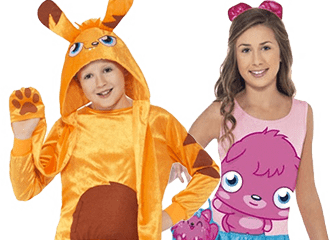 Moshi Monsters Kostuums