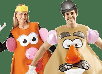 Mr. Potato Head Kostuum