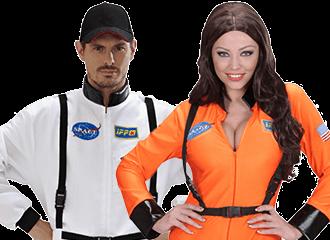 NASA Kostuums
