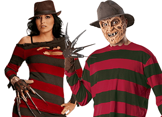 Nightmare on Elm Street Kostuums
