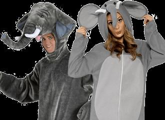 Olifant Kostuums
