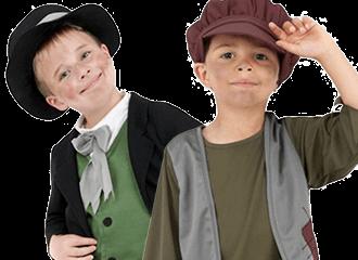 Oliver Twist Kleding