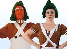 Oompa-Loompa Kostuum