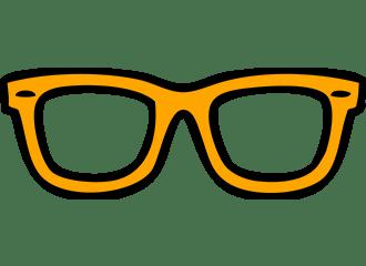Oranje Brillen