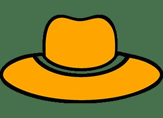 Oranje Hoeden