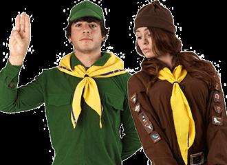 Padvinder Kostuums